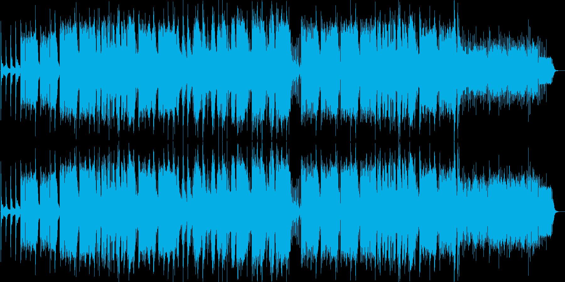 儚さをモチーフに作りました。アンビエン…の再生済みの波形