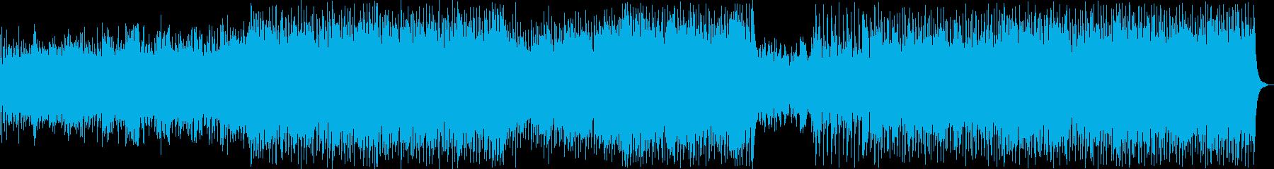 ケルト 静か advertisin...の再生済みの波形