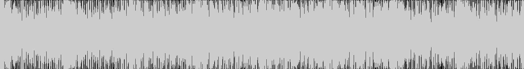 【ループ】ベース、スラップ、エレクトロの未再生の波形