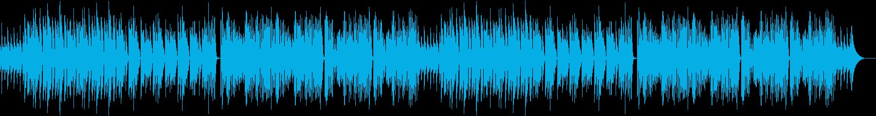 【ピアノソロ】陽気でかわいいポップな曲の再生済みの波形