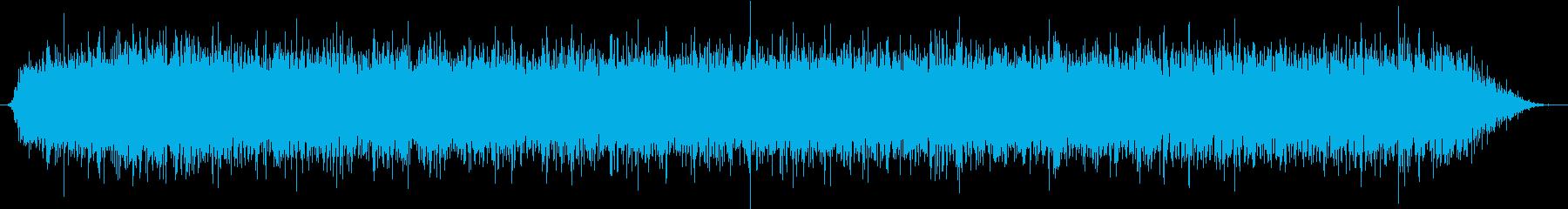 火炎放射器:ロングバースト、火炎放射器の再生済みの波形