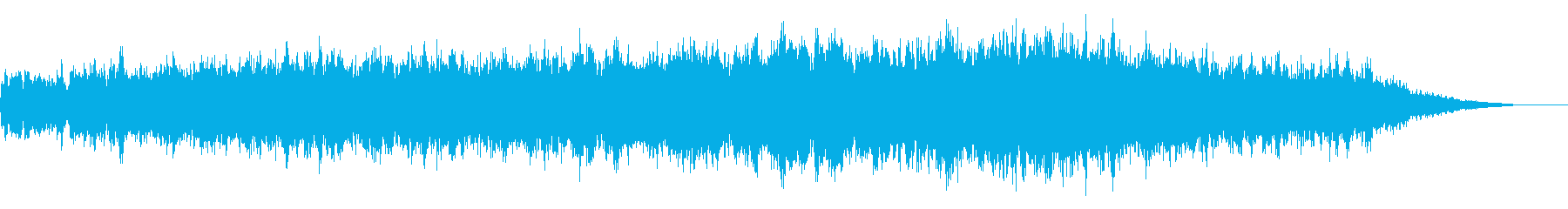 Noise-based sound source 14 that is likely to appear in horror films's reproduced waveform