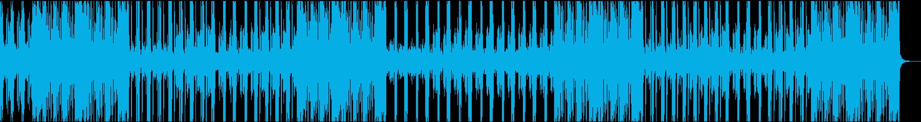 ギャングラップ 積極的 焦り スタ...の再生済みの波形