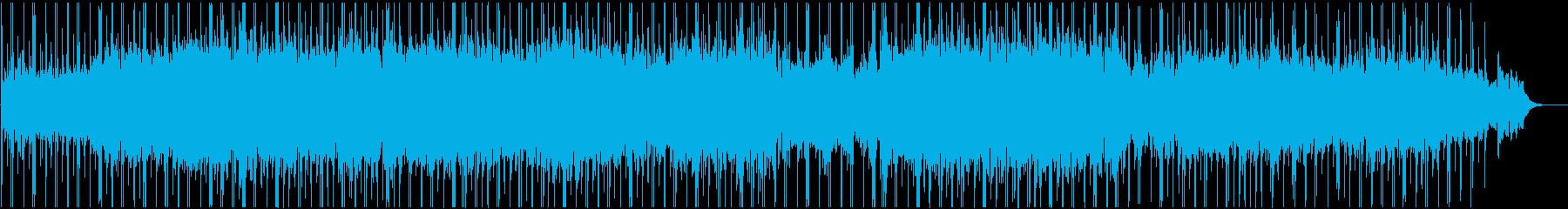夢の中の「月光」(ベートーヴェン)の再生済みの波形