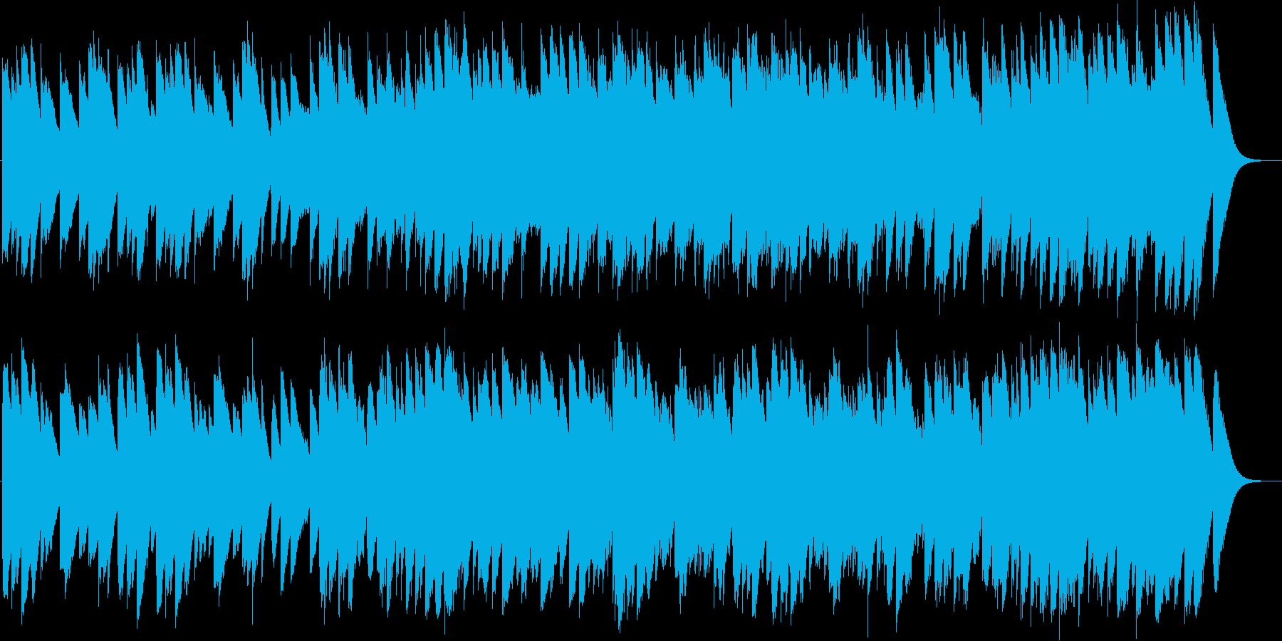 紅葉/秋の夕日に・・(オルゴール・童謡)の再生済みの波形