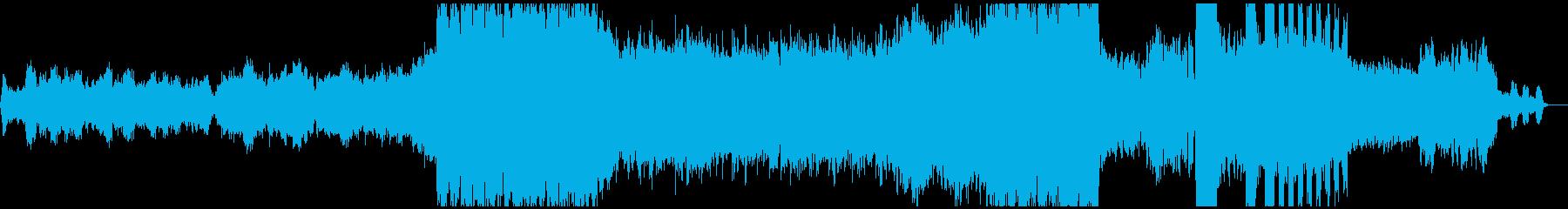 白鳥の湖01(フルオケ通常版)の再生済みの波形