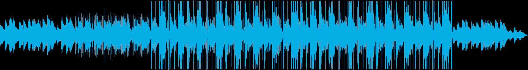 ファッション系 トラップ ヒップホップの再生済みの波形