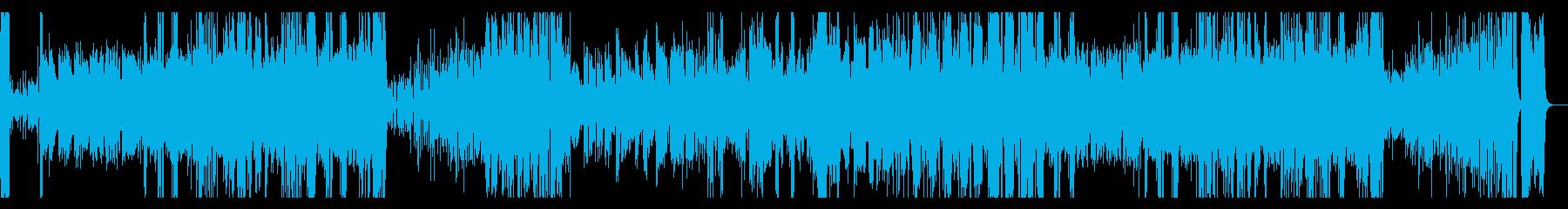 王道ラテンジャズ・ビッグバンド。の再生済みの波形