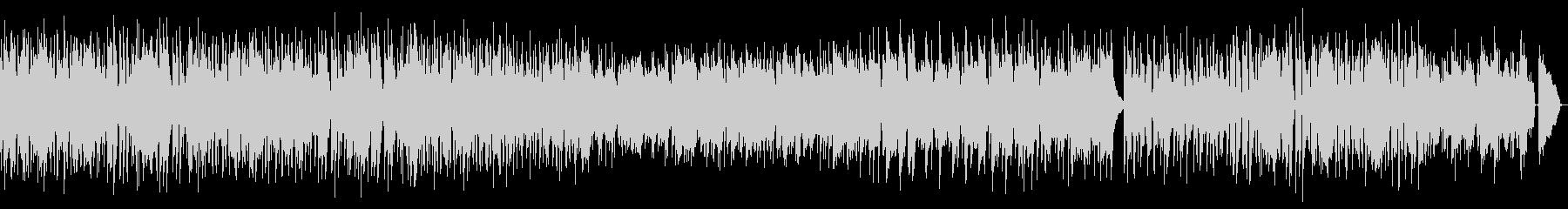 生演奏・ヒーリングミュージックの未再生の波形