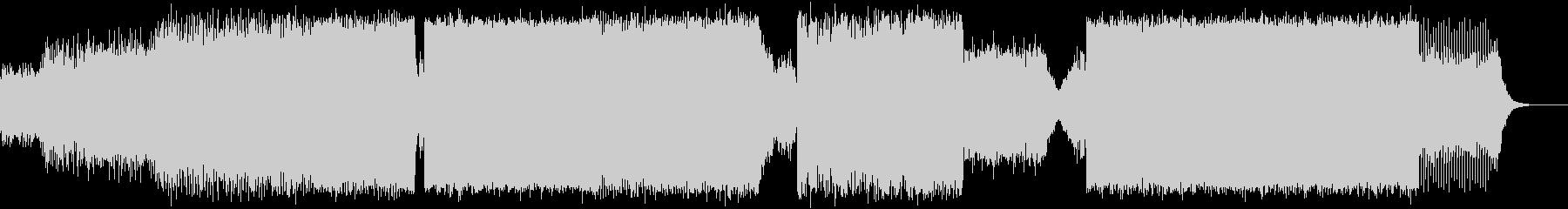 オーケストラ×エレクトロ OP等の未再生の波形