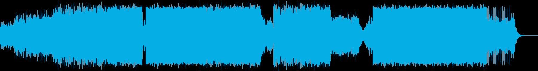 オーケストラ×エレクトロ OP等の再生済みの波形