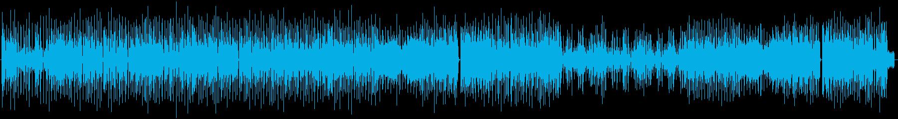 BlueBoy 楽器のみバージョンの再生済みの波形