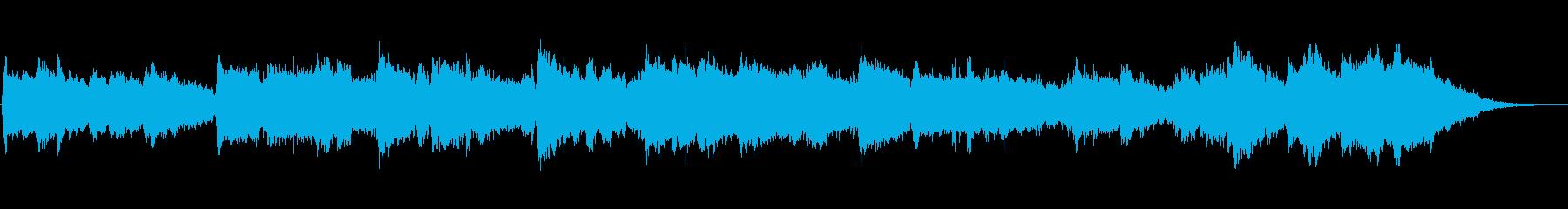 動画 説明的 静か 気分が良い 平...の再生済みの波形