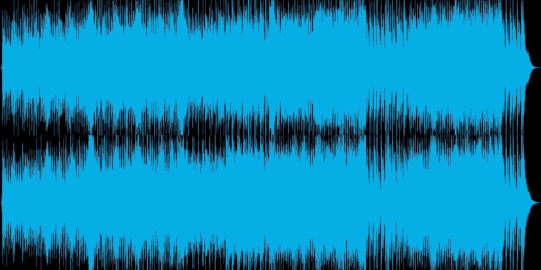 オーケストラ壮大系戦闘BGM38の再生済みの波形