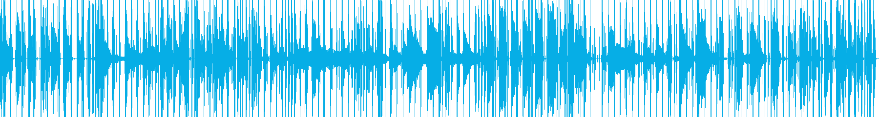 サラサラ ジャズ ファンク R&B...の再生済みの波形