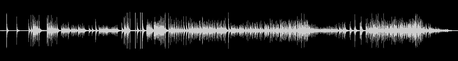 パーカッション、トークドラム; D...の未再生の波形