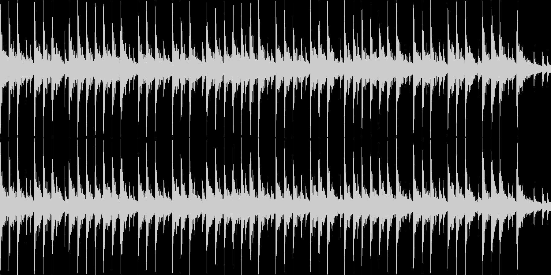 三三七拍子 太鼓と拍子木アンサンブル 2の未再生の波形