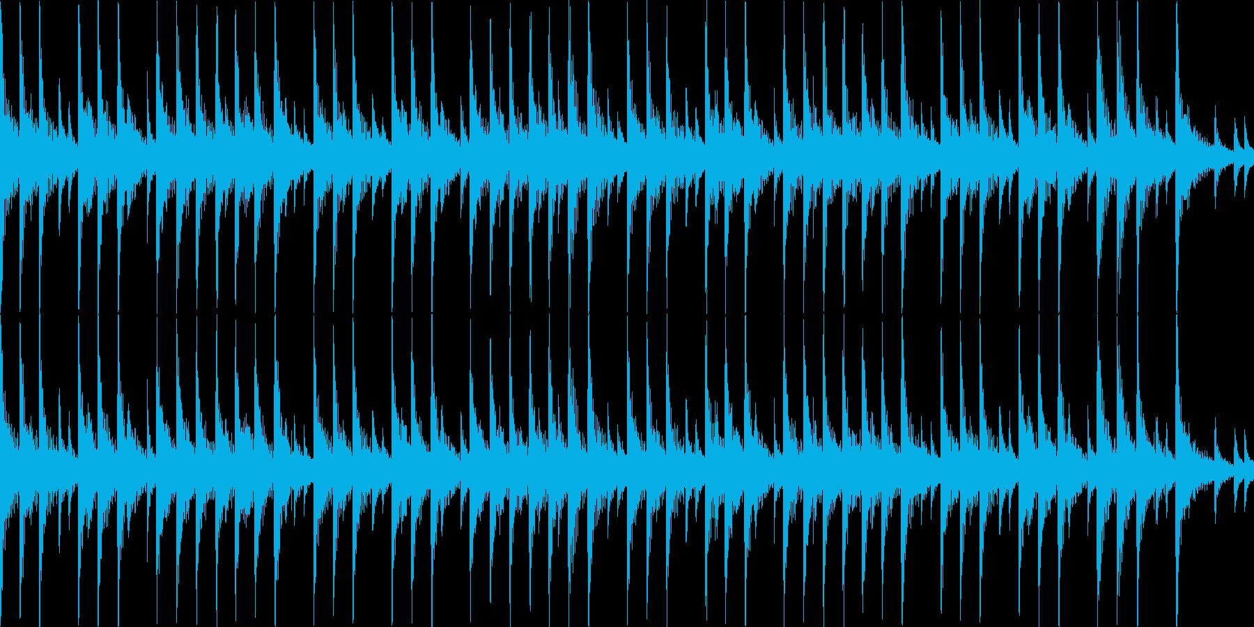 三三七拍子 太鼓と拍子木アンサンブル 2の再生済みの波形