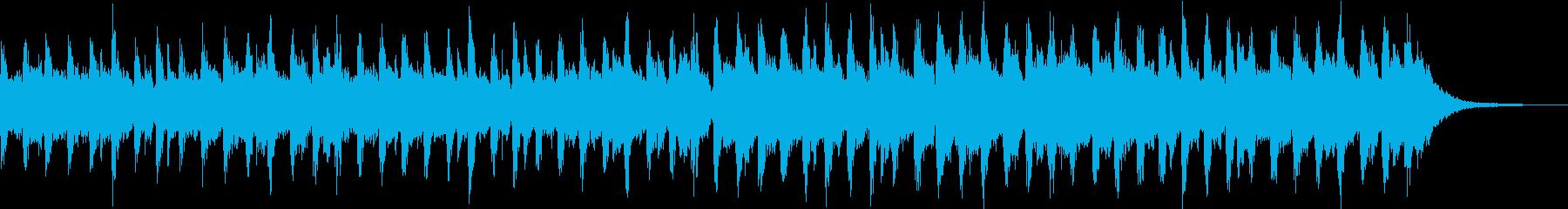 ヴァイオリン・マリンバ/コミカルジングルの再生済みの波形