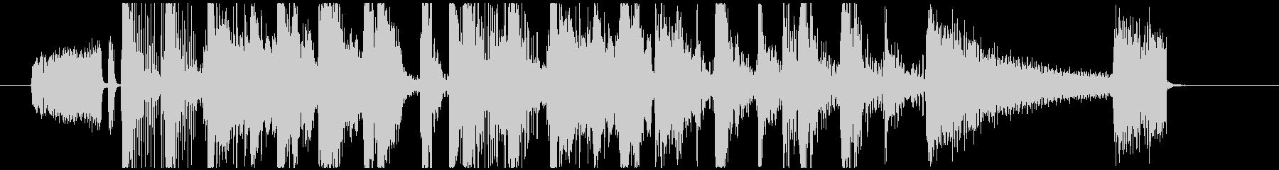 エレクトロ_ハイクオリティージングル_6の未再生の波形