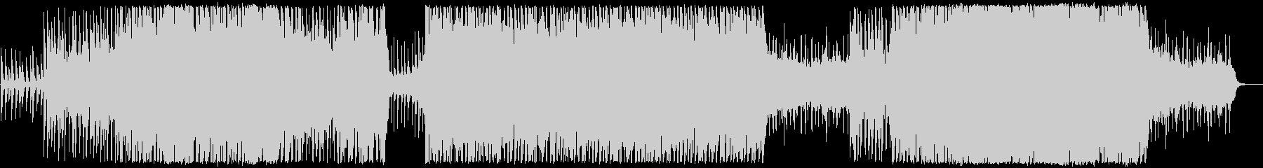 現代の交響曲 劇的な 神経質 エキ...の未再生の波形