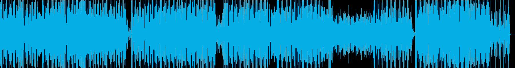ややトリッピーで忙しいドラムンベー...の再生済みの波形
