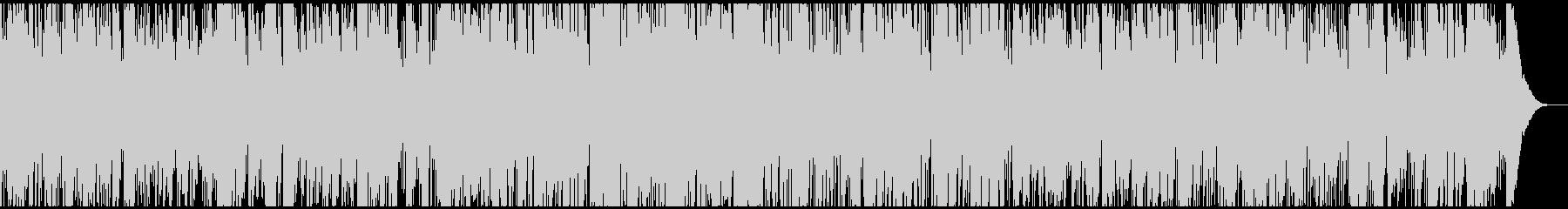 生音・生楽器しっとり大人のカフェボサノバの未再生の波形