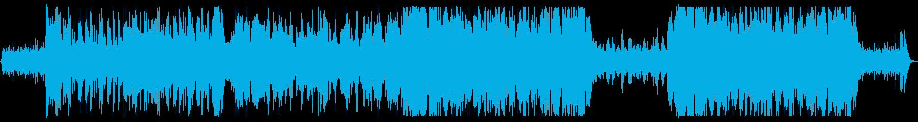 オーケストラ・エピック・冒険の再生済みの波形