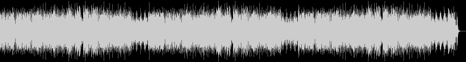 Refreshing violin / quiet's unreproduced waveform