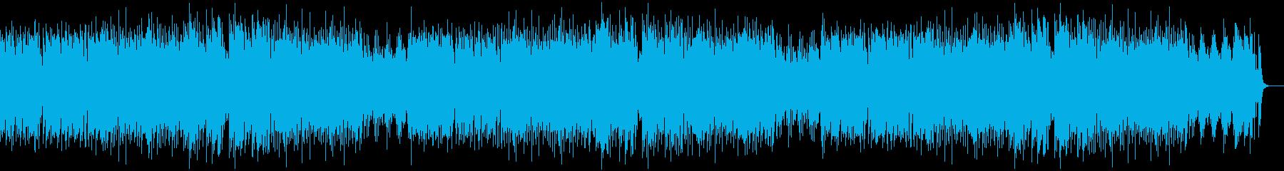 Refreshing violin / quiet's reproduced waveform