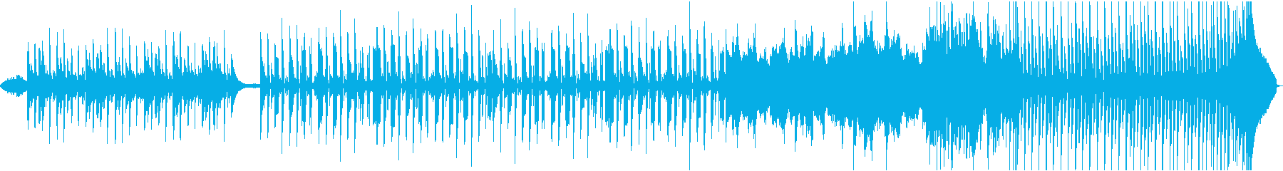 ポップ テクノ ロック アンビエン...の再生済みの波形
