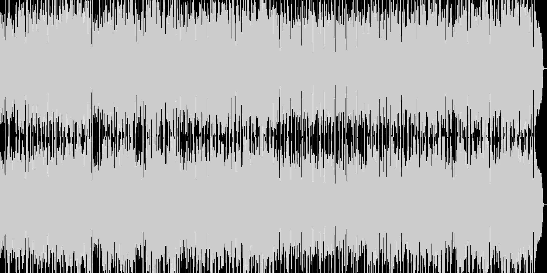 爽やかな風景に合うゆったり系アコギBGMの未再生の波形