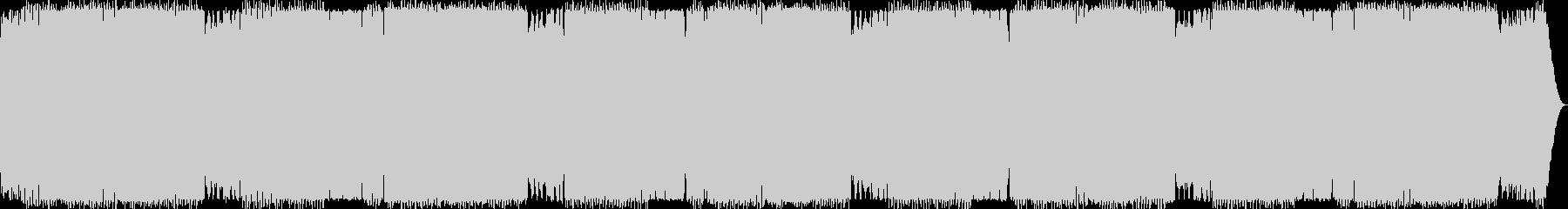 BPM160:ワークアウト15分の未再生の波形