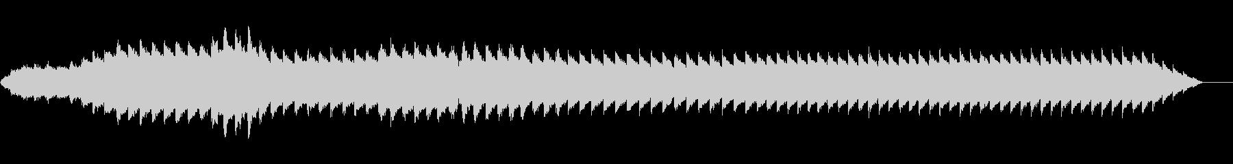 アラーム-アラーム、強力の未再生の波形