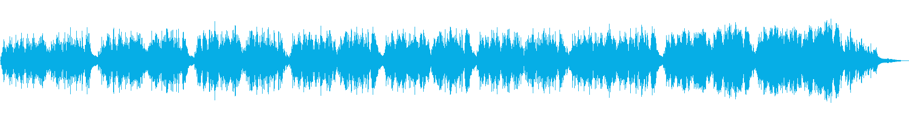 Togire Togireの再生済みの波形