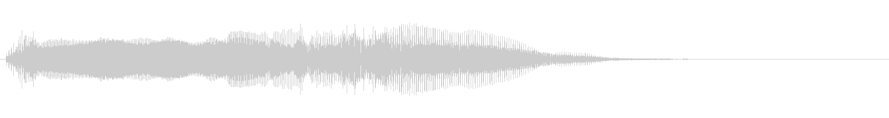 バイオリン:2つのノートスライド、...の未再生の波形