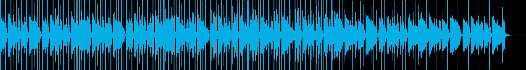 前向きでメロウなギター・頑張る人へ映像bの再生済みの波形