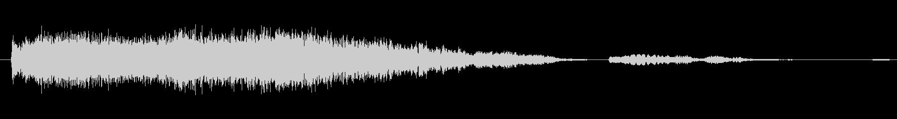 素材 シンセベルズロールハイ03の未再生の波形