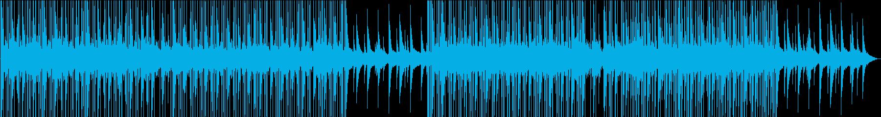 映画・ドキュメンタリー向け・チルBGMの再生済みの波形