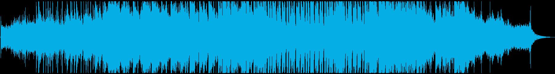 カントリー風ピアノが愉快で楽しいジングルの再生済みの波形