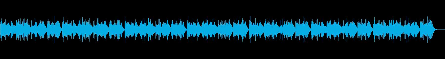 こいのぼり / オルゴールの再生済みの波形