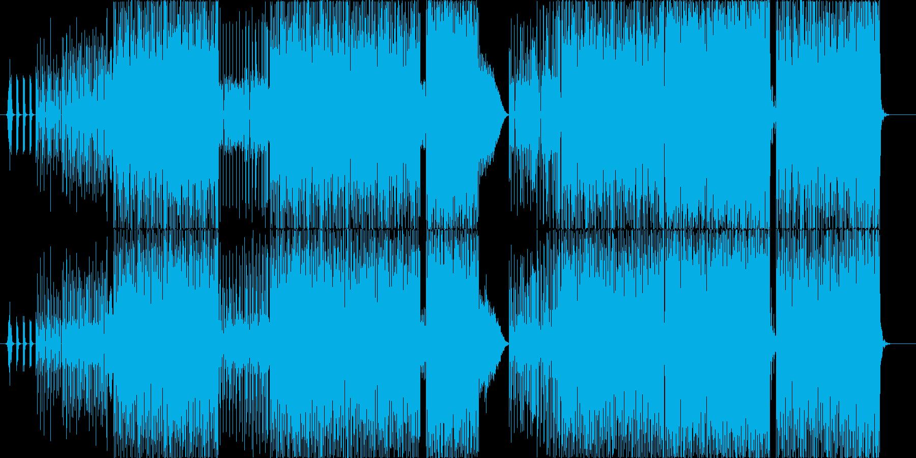 Jinbaの再生済みの波形