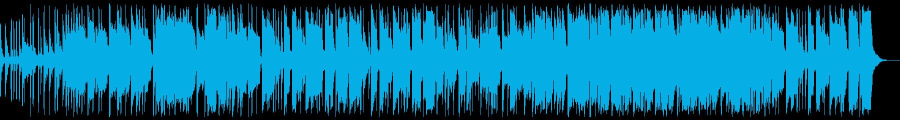 サラサラ ジャズ ラテン 代替案 ...の再生済みの波形
