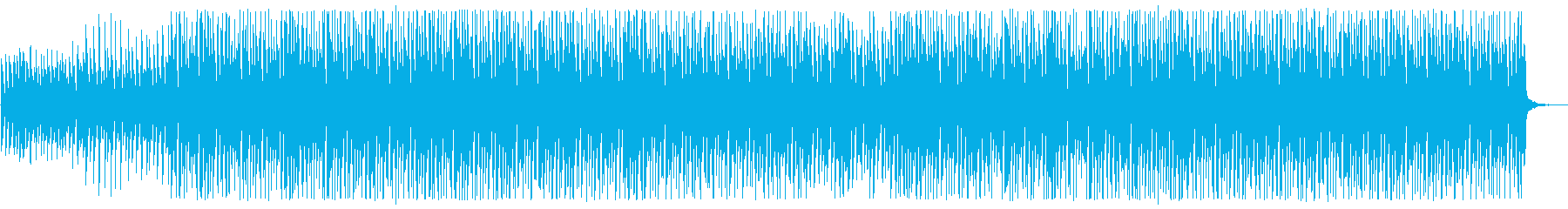 Refreshing songs for news and news programs's reproduced waveform