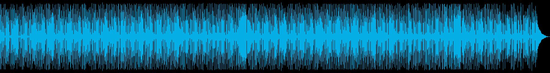 お菓子作り ピアノ ギター 子供向けの再生済みの波形