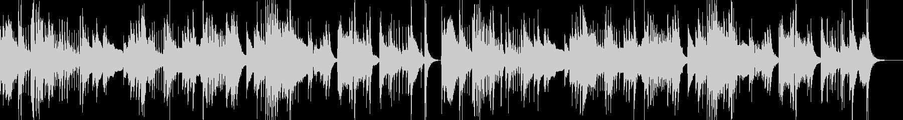 和風 お琴と尺八と三味線の雅な調べ 1の未再生の波形