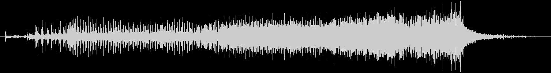 Broussard:電動スタート/...の未再生の波形