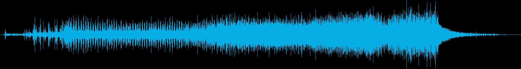 Broussard:電動スタート/...の再生済みの波形