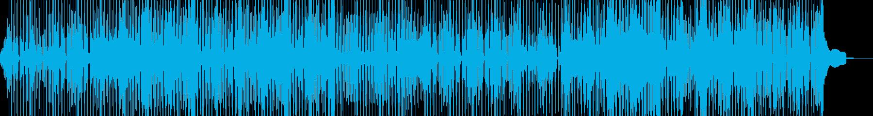夏バテ(×ω×)無気力ポップ 裏拍子Cの再生済みの波形