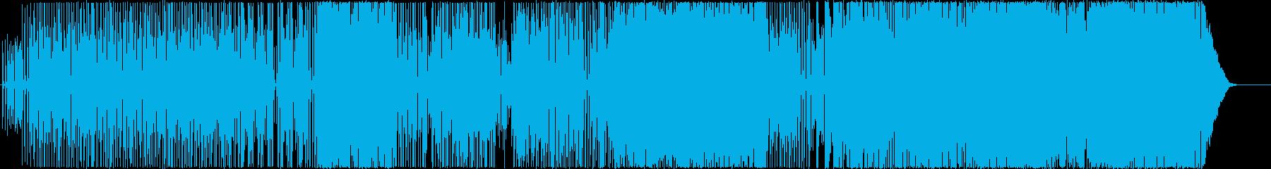 サニー・サイドアップの再生済みの波形